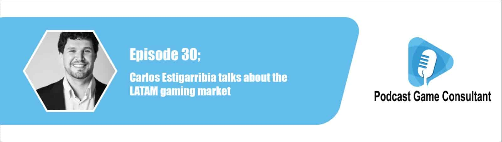 Carlos Estigarribia Talks About Gaming in Latin America